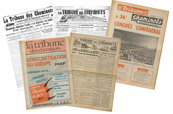 La Tribune des cheminots (1917-...)